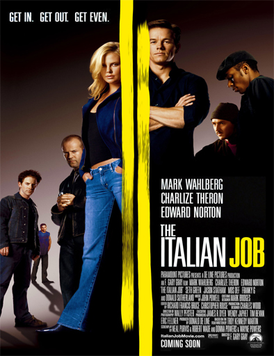La estafa maestra - The Italian Job