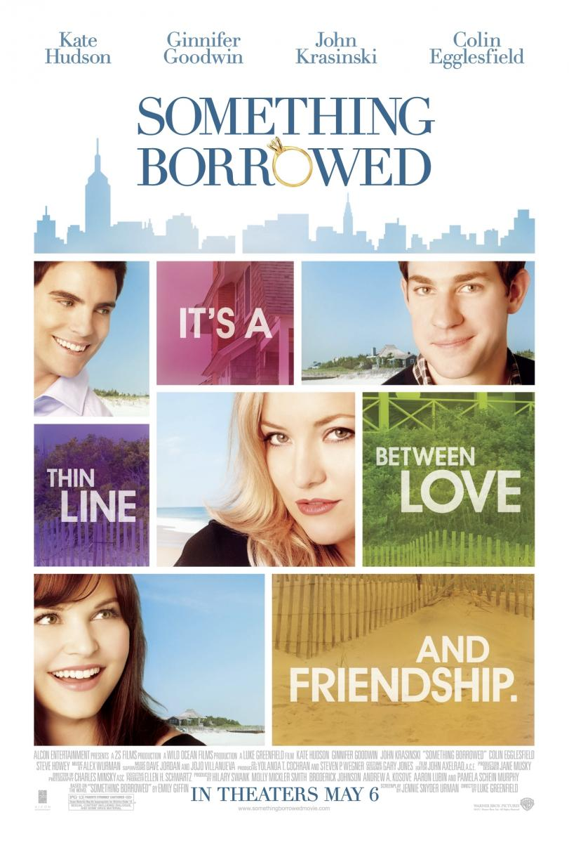 No me quites a mi novio - Something Borrowed - Pelicula Online