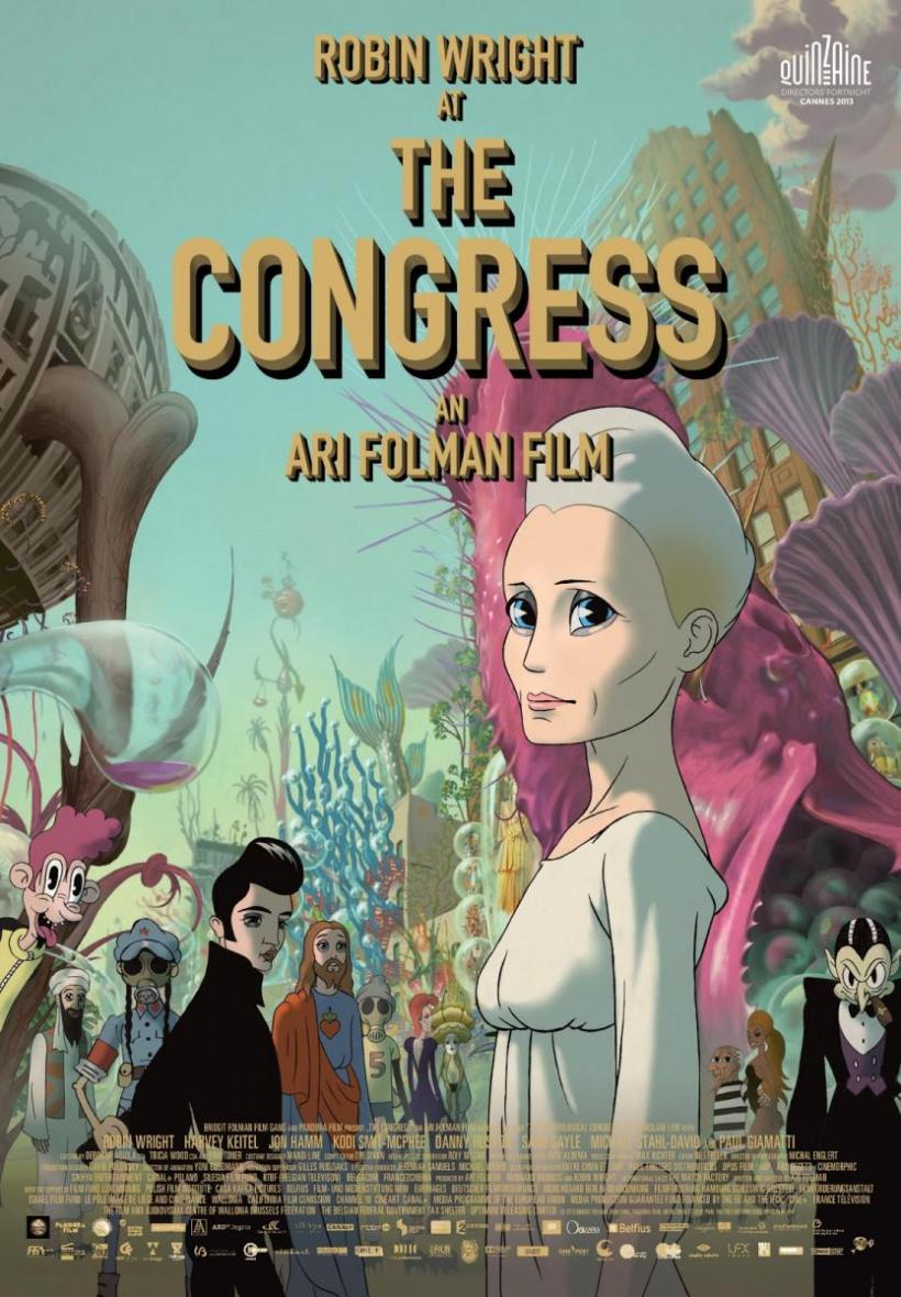 EL CONGRESO - The Congress - Pelicula Online