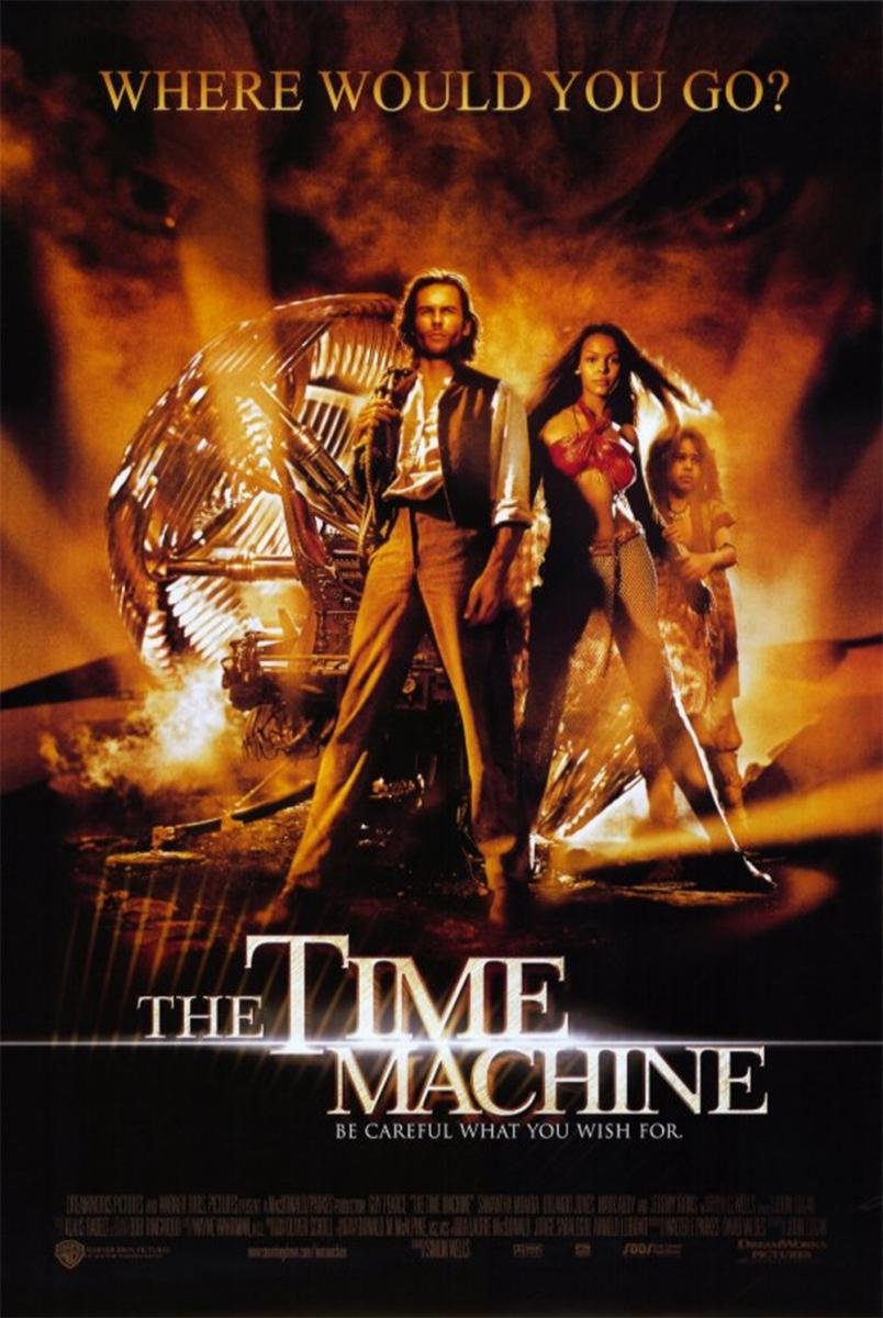 LA MAQUINA DEL TIEMPO - The Time Machine - PELICULA ONLINE