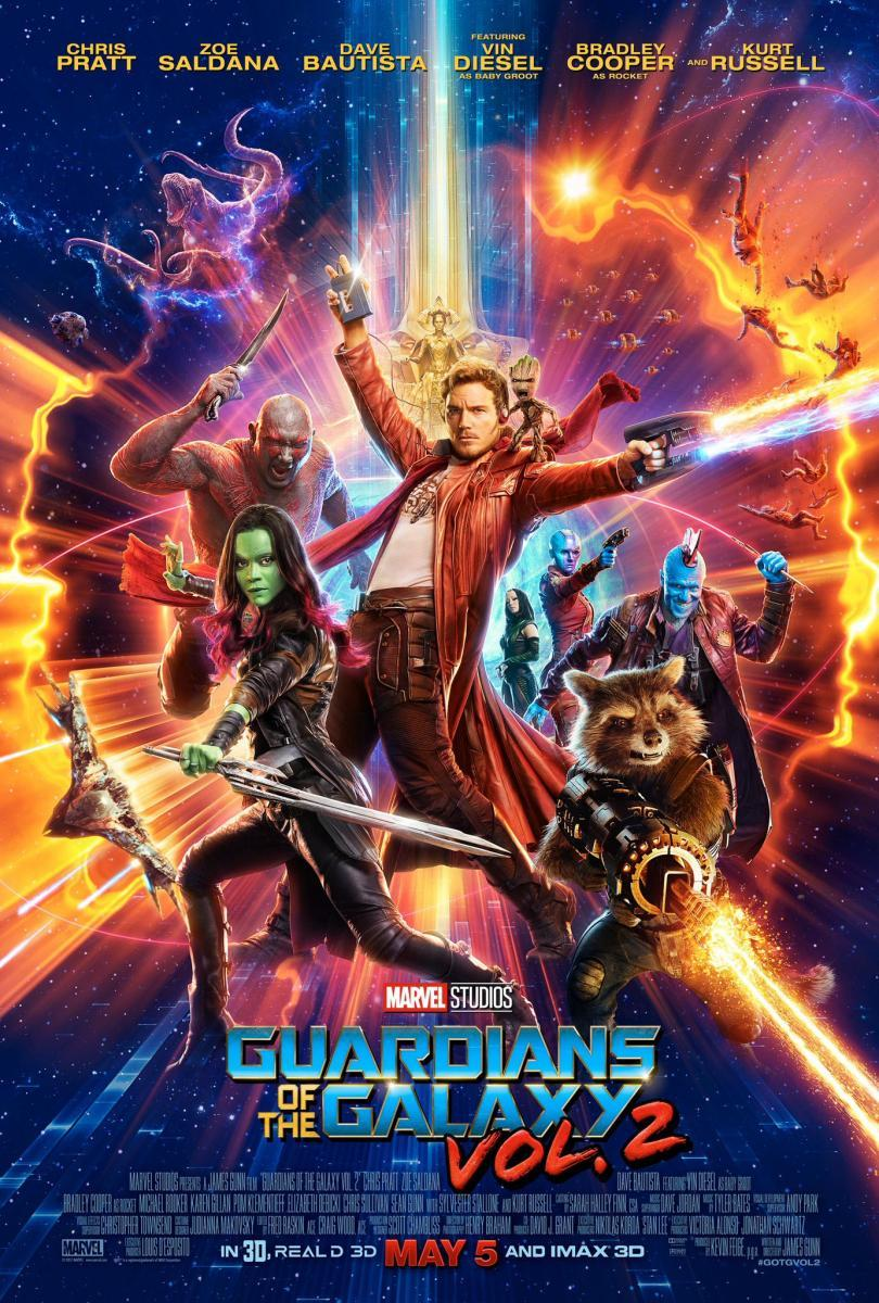 Guardianes de la galaxia Vol. 2‏ - Guardians of the Galaxy Vol. 2 - peliculas online
