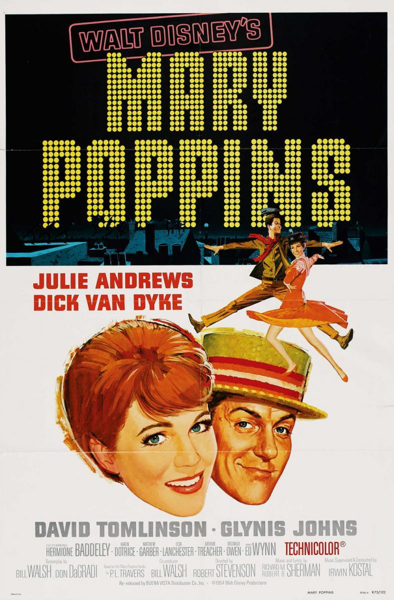 Mary Poppins - Pelicula Online