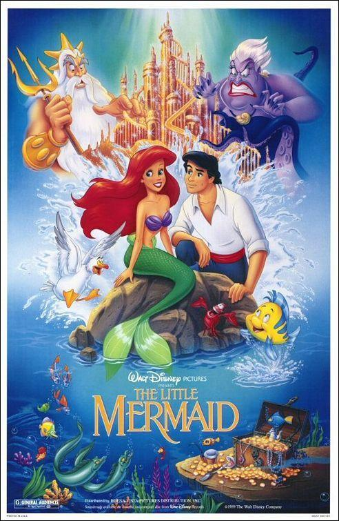 La sirenita - The Little Mermaid - Peliculas Online