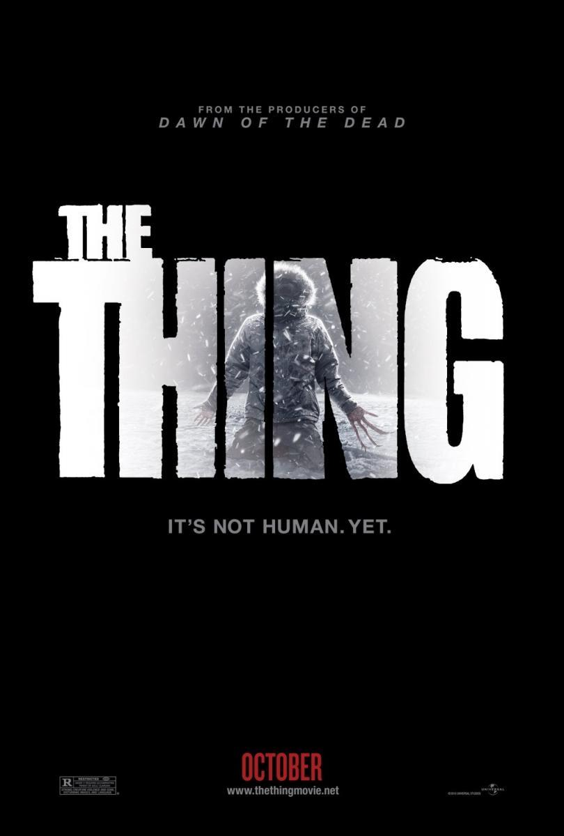 La cosa del otro mundo - The Thing