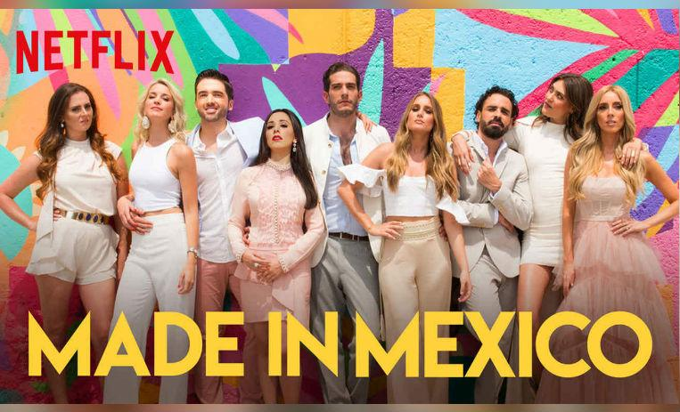 MADE IN MEXICO - SERIE ONLINE