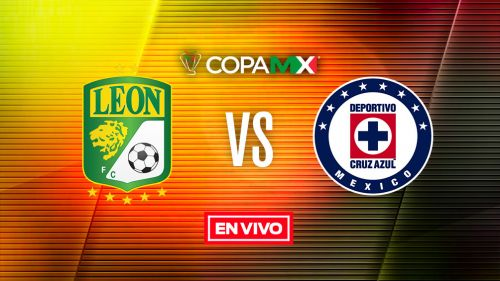 LEON VS CRUZ AZUL - JORNADA 5