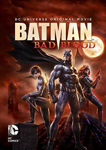 Batman: Bad Blood - Batman: Mala sangre