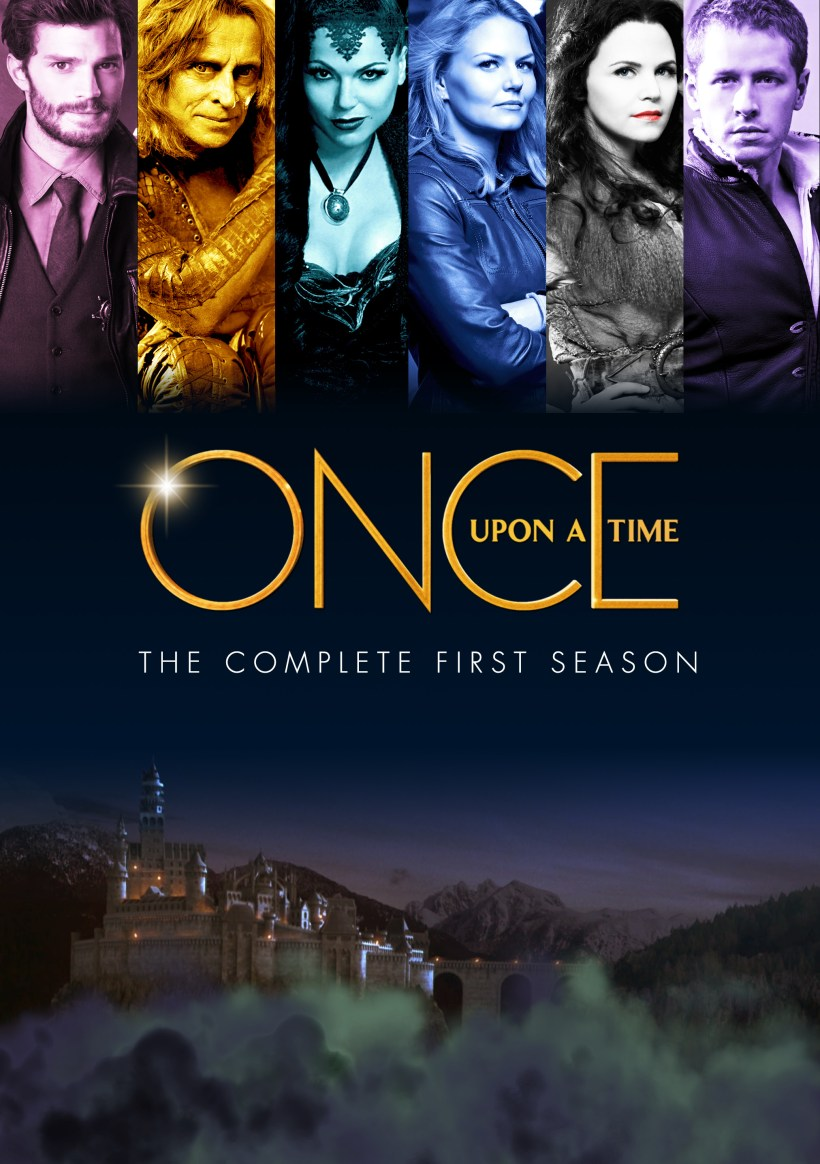 ONCE UPON A TIME - TEMPORADA 01