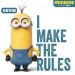 Minions Kevin
