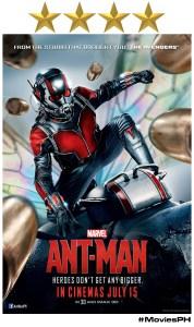 15 Ant-Man
