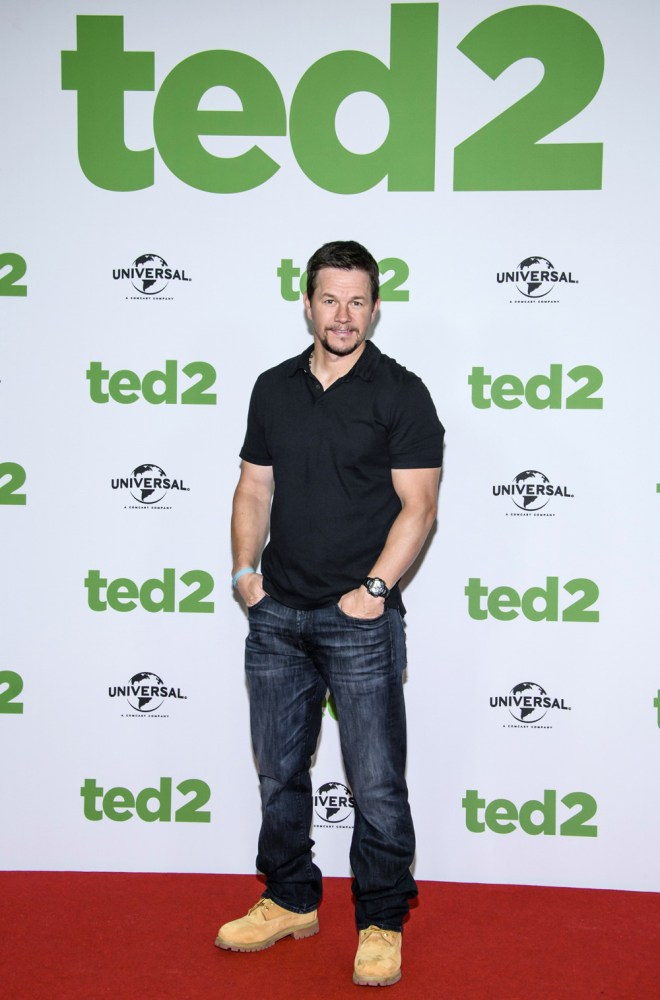 BERLIN, GERMANY - JUNE 09: Mark Wahlberg attends the 'Ted 2' Berlin Photocall at Ritz Carlton on June 9, 2015 in Berlin, Germany.  (Photo by Clemens Bilan/Getty Images)