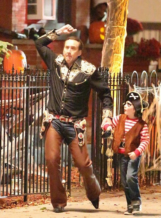 nicolas cage PAY THE GHOST