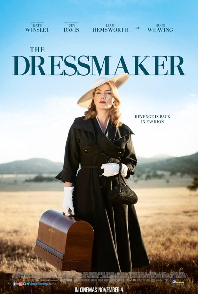The Dressmaker - Official Poster_