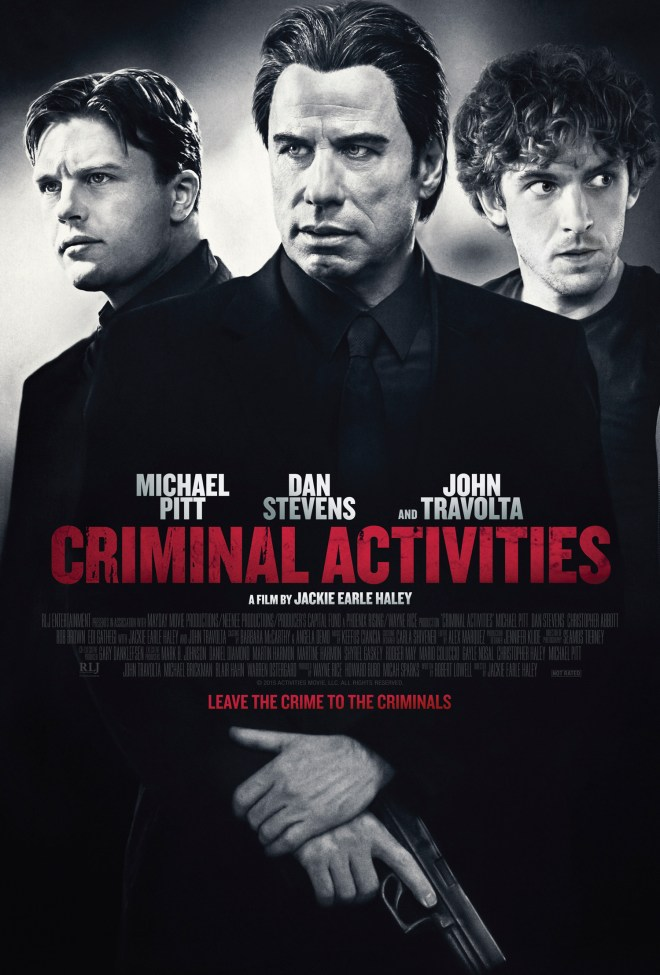 25 Criminal Activities