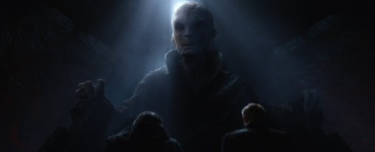 Star Wars Snoke 02
