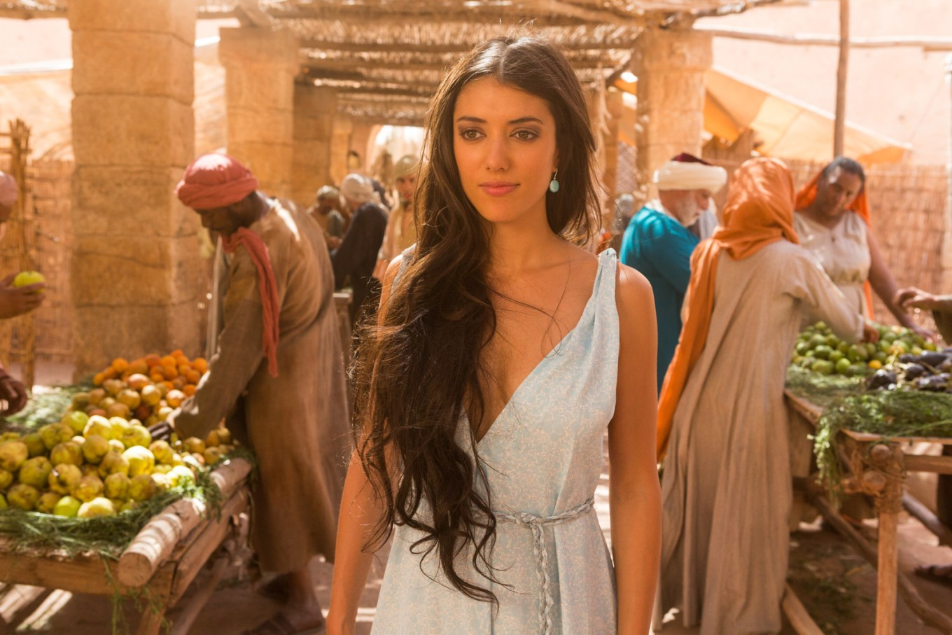 vanessa guide in THE NEW ADVENTURES OF ALADDIN