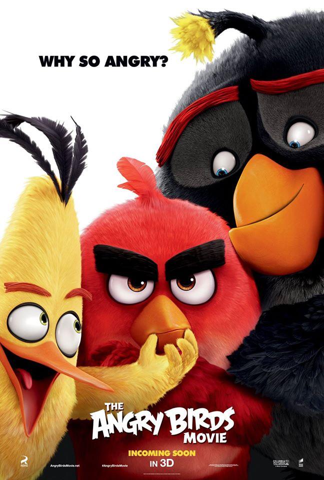 11 Angry Birds Movie
