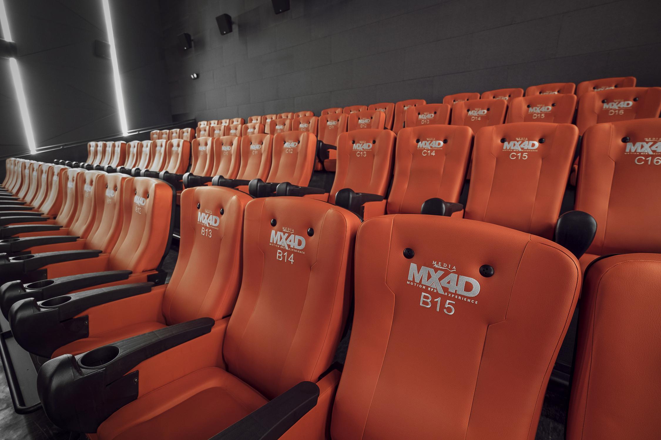 Cinema 1 MX4D