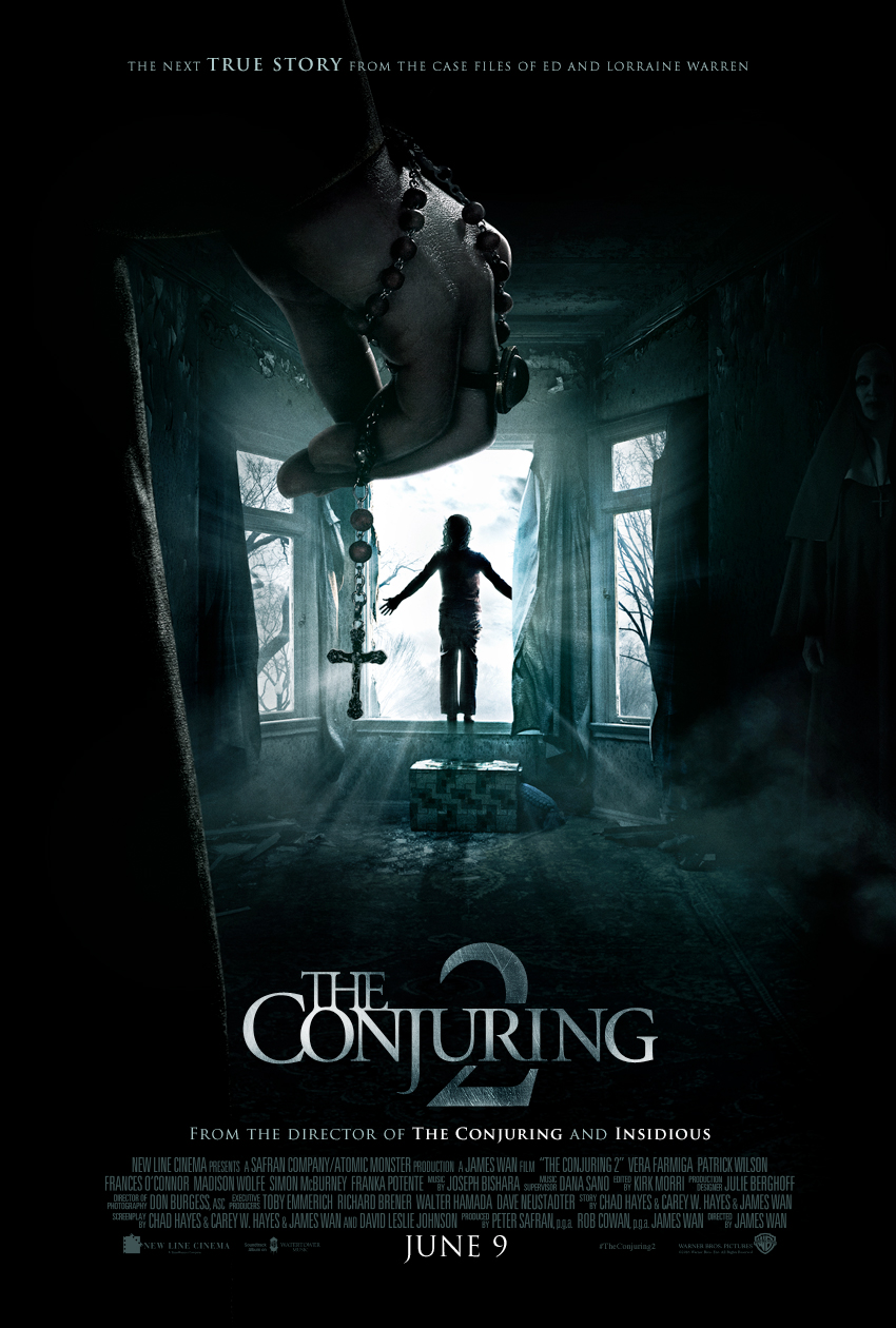9 The Conjuring 2
