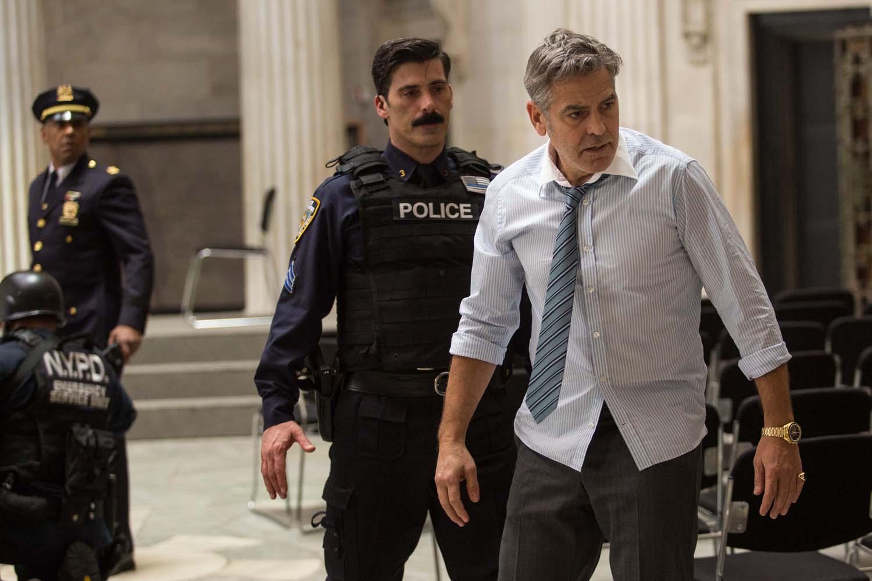 George Clooney;Giancarlo Esposito