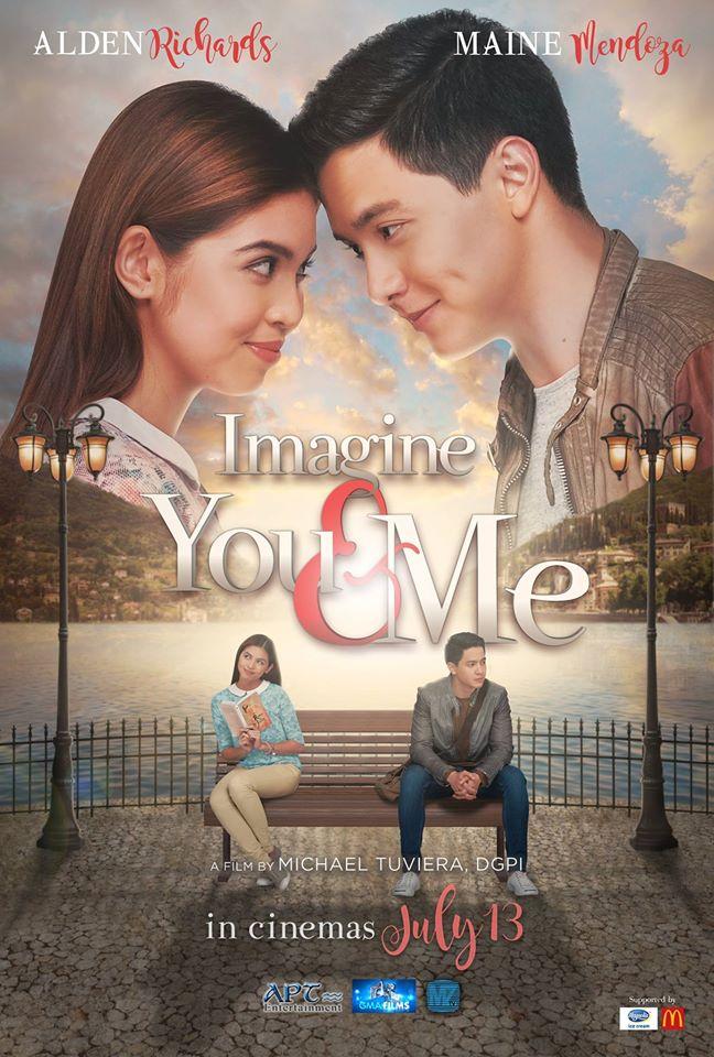 13 Imagine You & Me