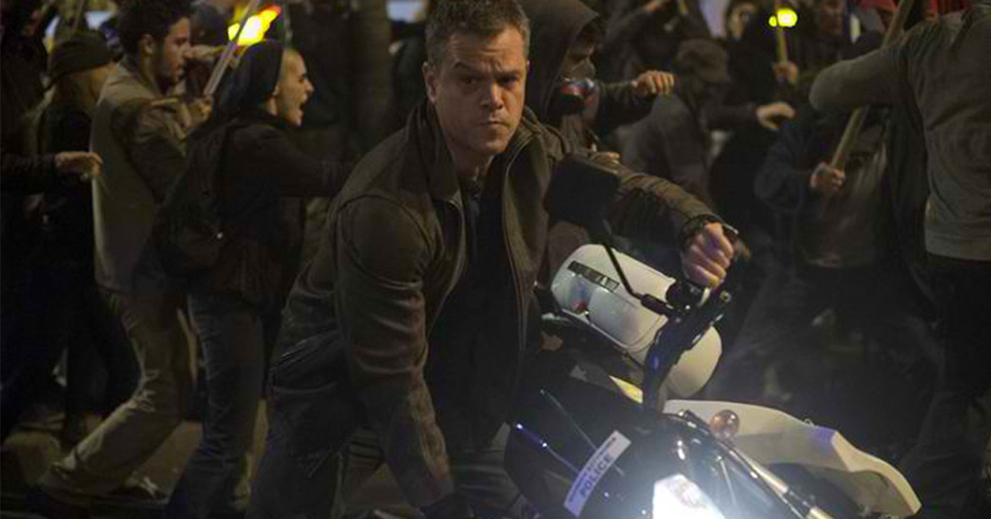Jason Bourne 06