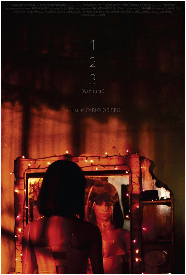 1-2-3 Poster
