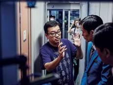 Train To Busan Director Yeon Sang-ho