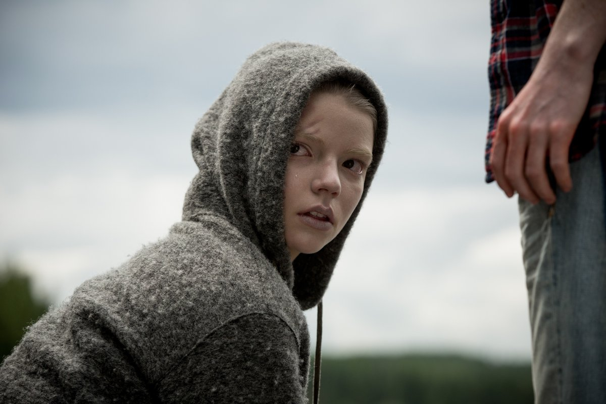 anya taylor-joy as MORGAN