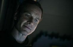Michael Fassbender as David in ALIEN COVENANT