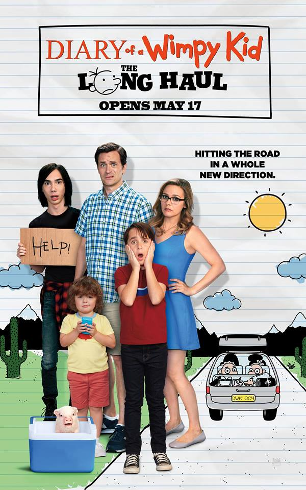 17 Diary of a Wimpy Kid The Long Haul