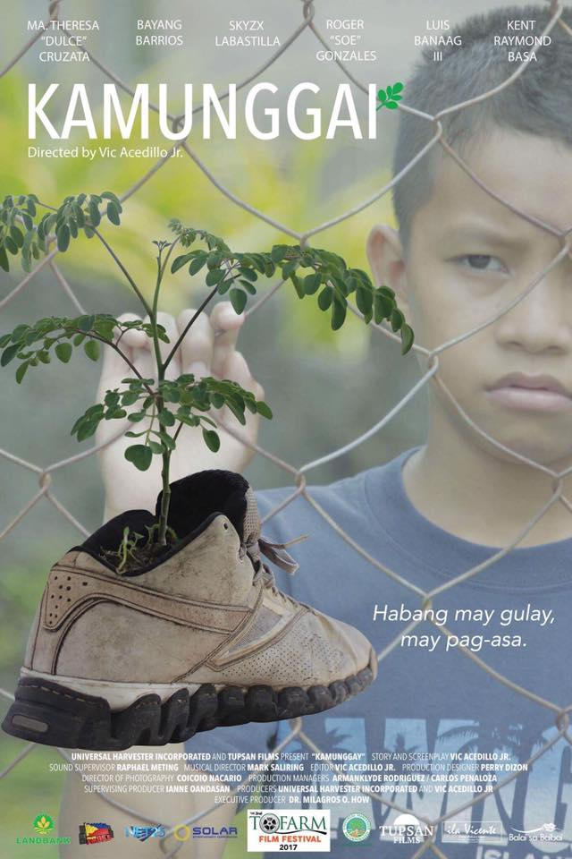 Poster Kamunggai