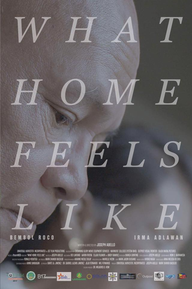 Poster What Home Feels Like