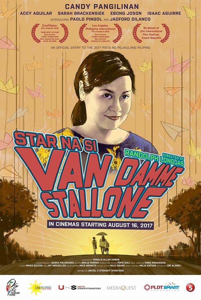Star na si Van Damme Stallone