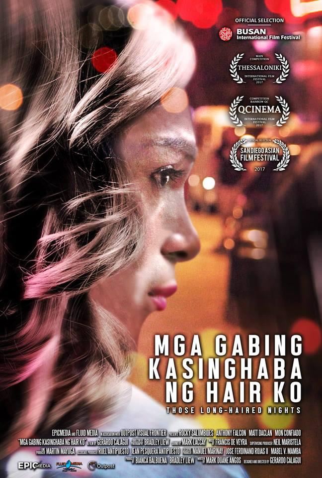 Mga Gabing Kasing Haba ng Hair Ko