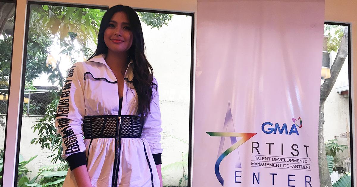 Gabbi Garcia GMA Artist