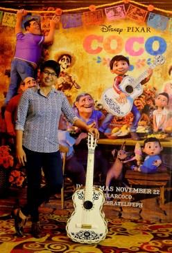 Coco Supervising Animator Gini Santos (2)