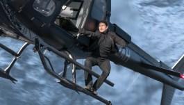 Tom Cruise as Ethan Hunt
