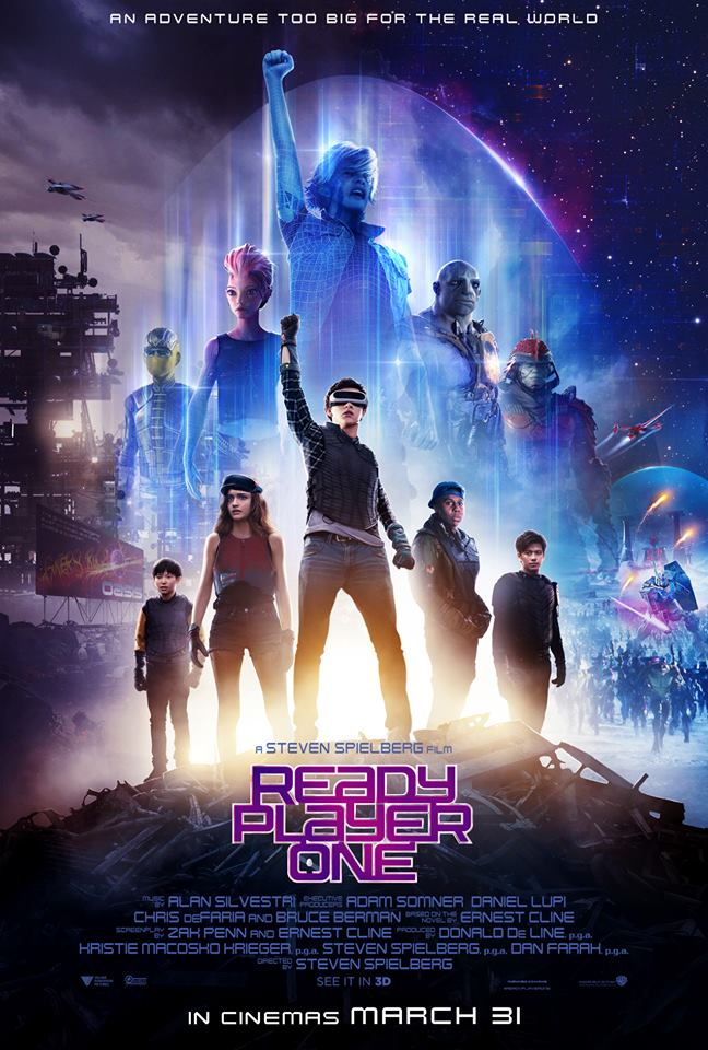 31 Ready Player One