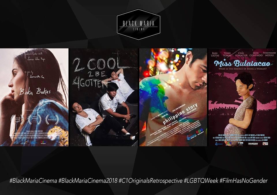 Black Maria Cinema LGBTQ