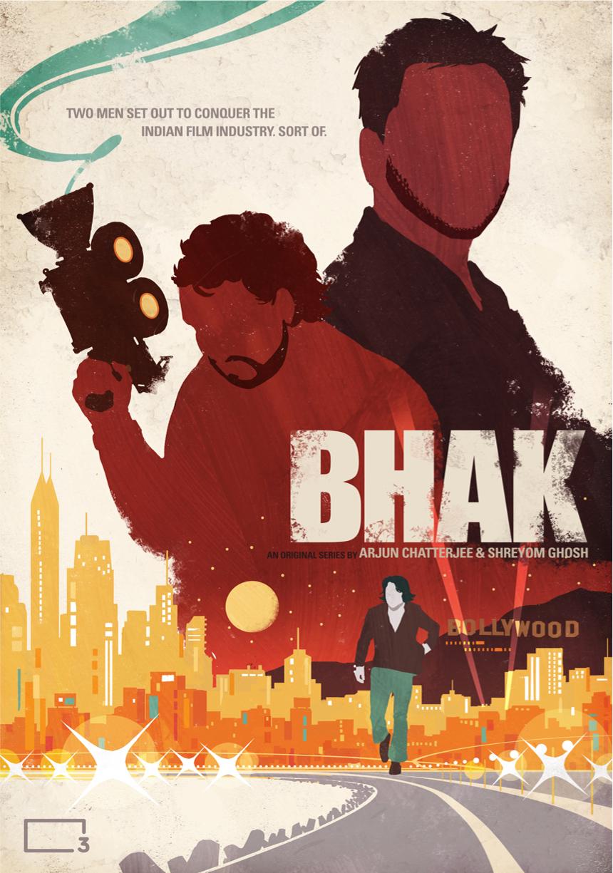 Bhak Poster