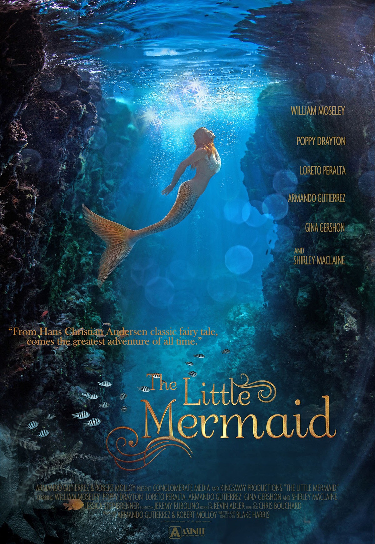 The LITTLE MERMAID - Official Poster