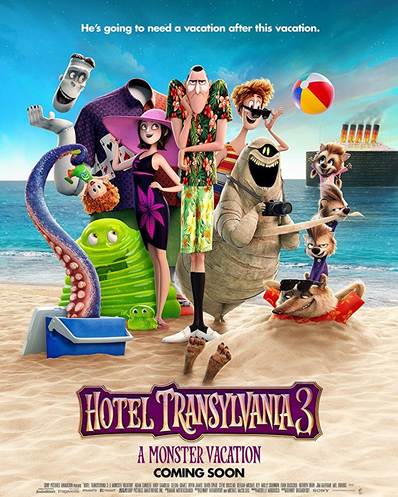22 Hotel Transylvania 3