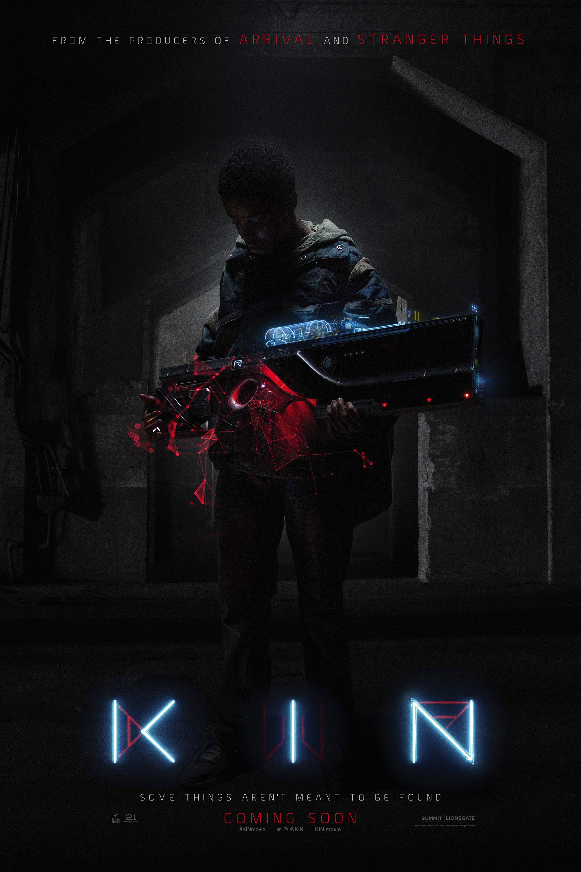 KIN teaeser poster