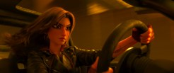 """BEHIND THE WHEEL -- """"Ralph Breaks the Internet,"""" introduces Shank, a tough and talented driver in an intense online racing game called Slaughter Race. When Vanellope finds herself in a street race with Shank, her Sugar Rush driving skills are put to the test—and Shank is impressed. Shank's approach to racing—and life in general—opens Vanellope's eyes to the limitless possibilities of the internet and the excitement of a new world that feels like home to her. Featuring Gal Gadot as the voice of Shank, """"Ralph Breaks the Internet"""" opens in U.S. theaters on Nov. 21, 2018. ©2018 Disney. All Rights Reserved."""