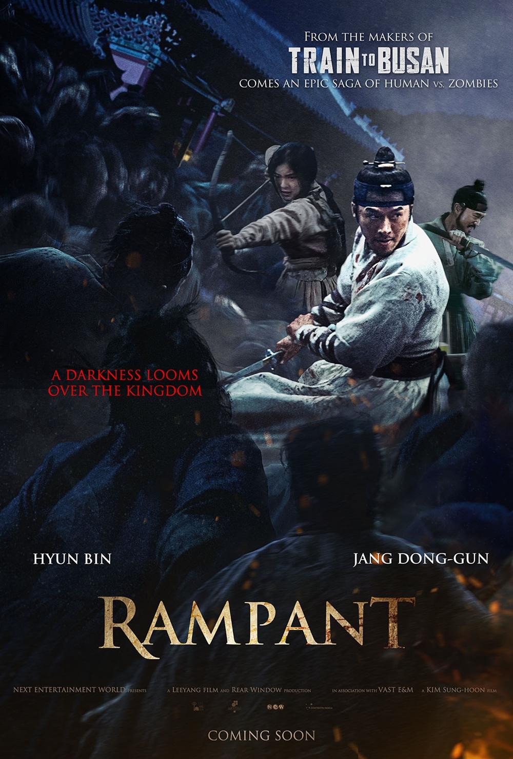 RAMPANT POSTER 1