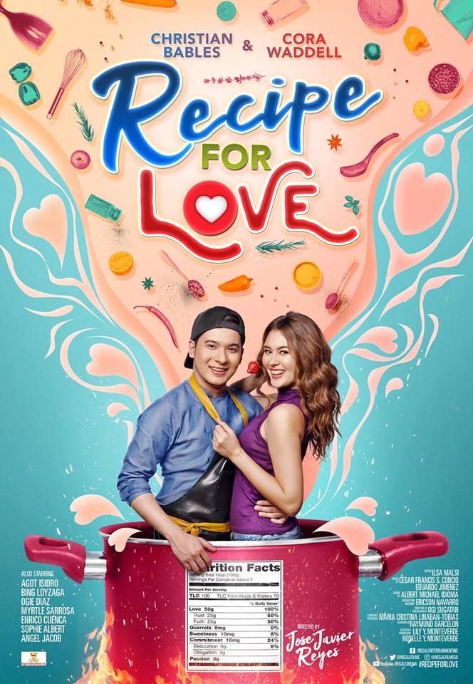 21 Recipe for Love