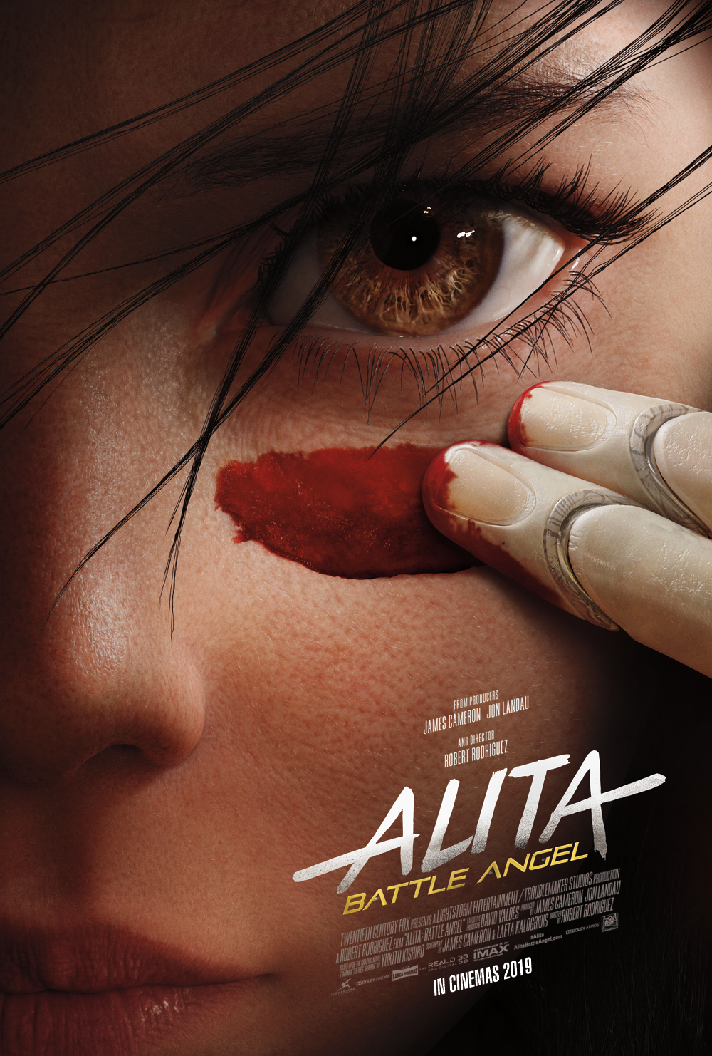 ALITA BATTLE ANGEL _poster camp