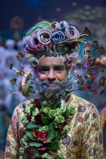 Eugenio Derbez is Hawthorne in Disney's THE NUTCRACKER AND THE FOUR REALMS.