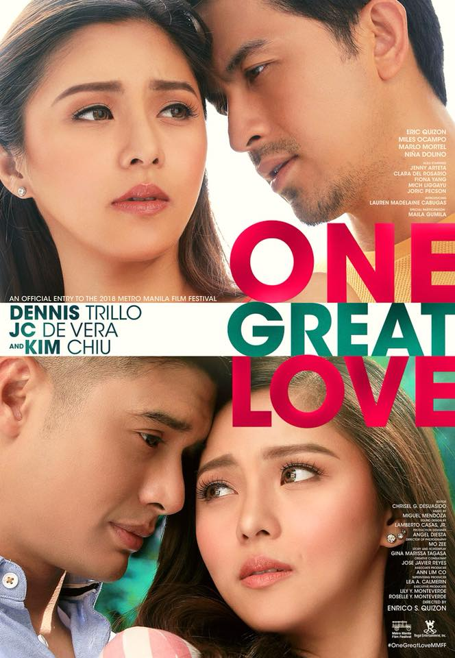 25 One Great Love